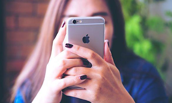 Apple изобрел технологию управления айфоном с помощью дыхания