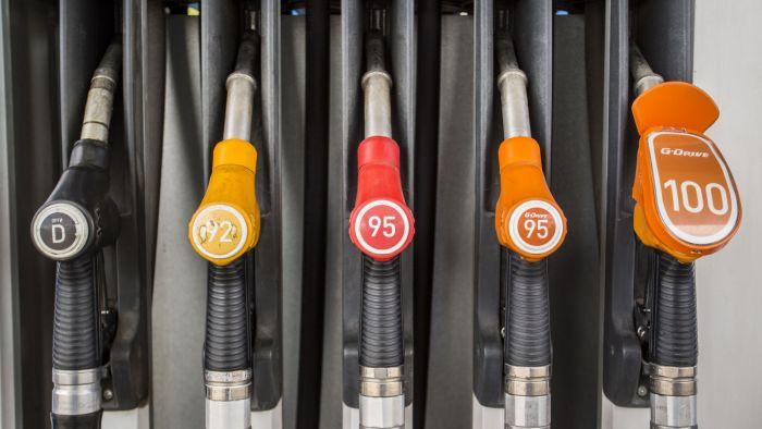 Увеличилась стоимость бензина в Мурманской области