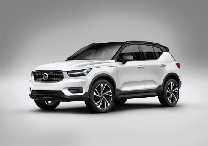 Volvo будет продавать электромобили только в 2030 году