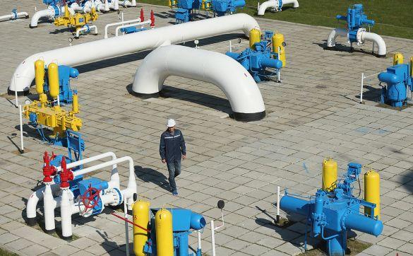 «Газпром»: Европа войдет в осенне-зимний период с недостатком газа в хранилищах