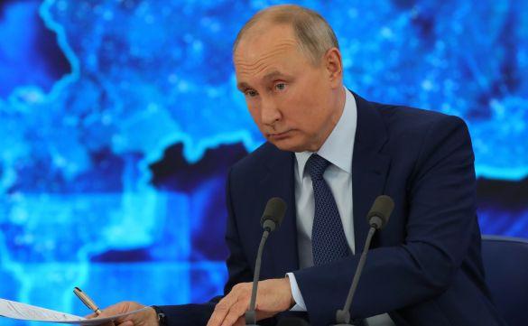 Путин четко объяснил миру истоки газового кризиса в ЕС, защищая Россию