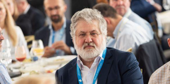Украинский бизнесмен Коломойский может отсудить у Киева весь газ из хранилищ