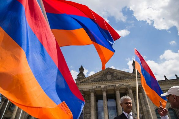 Договорились: «Газпром» и Ереван установили цену на газ для Армении