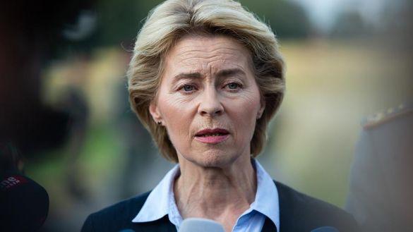 Урсула фон дер Ляйен: ЕС чувствителен к колебаниям цен на мировом рынке энергии