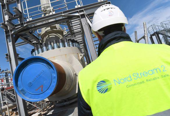 Минэкономики ФРГ: «Северный поток – 2» не опасен для газоснабжения