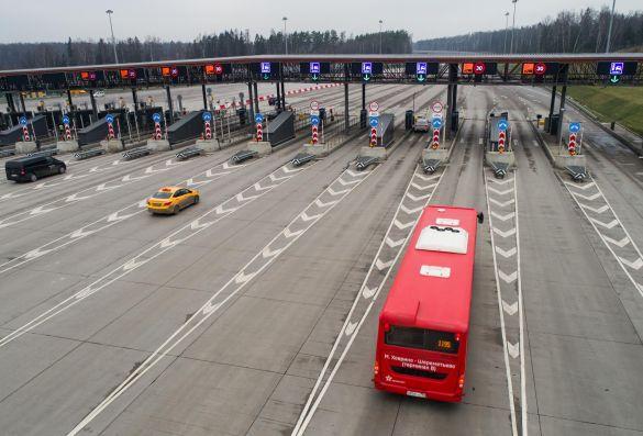 Минтранс хочет повысить стоимость проезда по платным дорогам