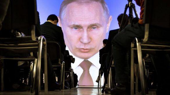 Путин объяснил газовый кризис в Европе «смертью» капитализма