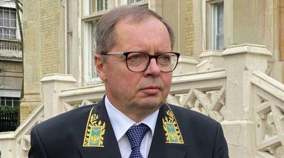 Российский посол заверил Британию, что Россия поможет преодолеть газовый кризис