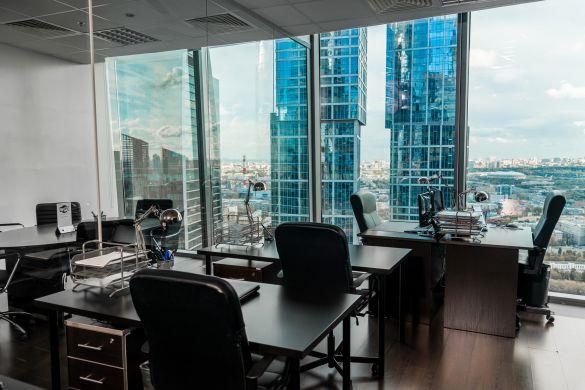 Спрос на московские офисы достиг рекорда за 8 лет