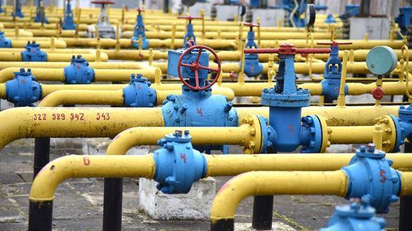 В «Газпроме» подсчитали запасы газа в европейских хранилищах