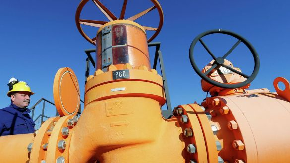 Украина снова обвинила «Газпром» в скачке цен на газ