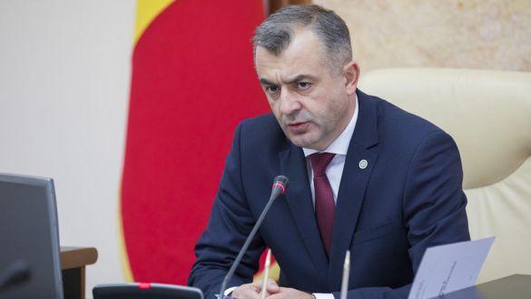 Россия получила поддержку от Молдавии в газовом вопросе