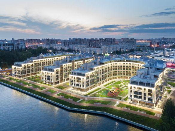 В Петербурге на 5% снизился спрос на покупку жилья в новостройках